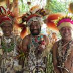 Feiret at regnskogen er reddet
