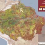 Karbonkart over Amazonas
