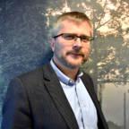 Regnskogfondets daglige leder Øyvind Eggen.