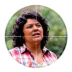 Miljøforkjemperen Berta Caceres